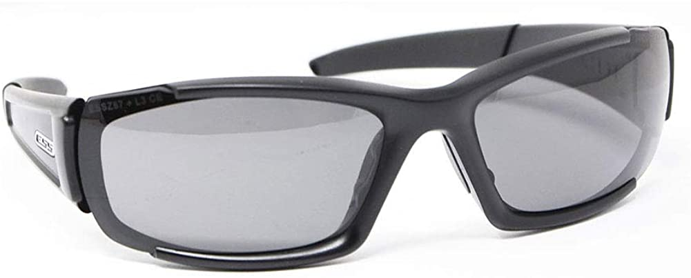 ESS Eye Safety Systems CDI Ballistic Eyeshield Black; best shooting glasses and best hunting glasses