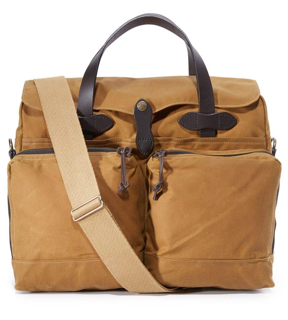 Filson-24-Hour-Brief, The Best Briefcases