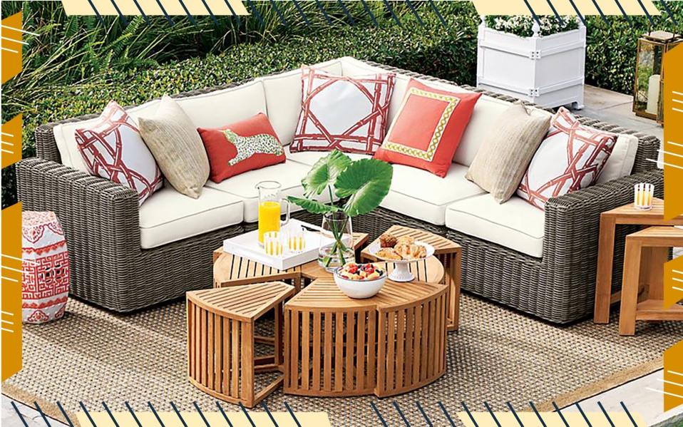 Frontgate outdoor furniture sale
