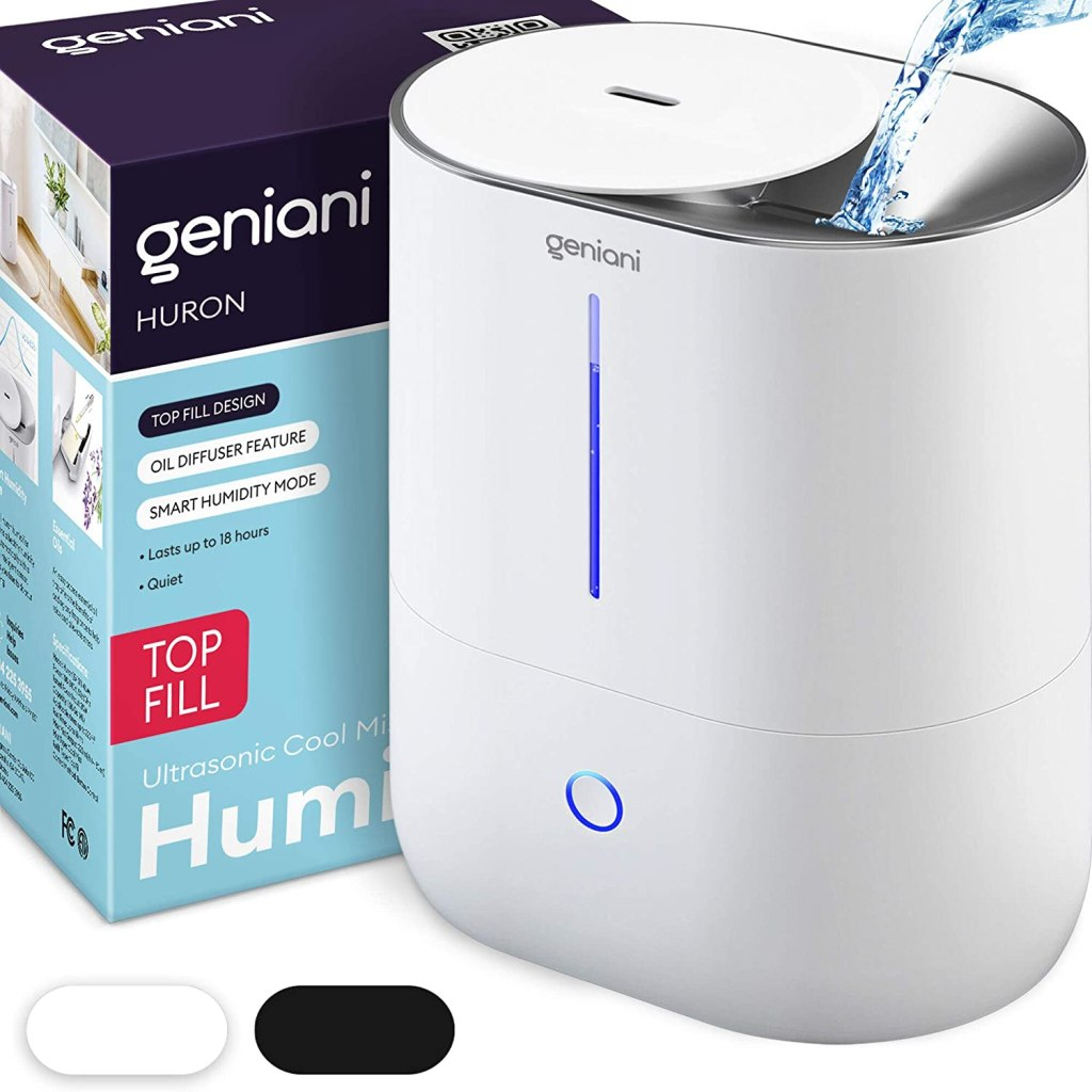 GENIANI Top Fill Cool Mist Humidifier