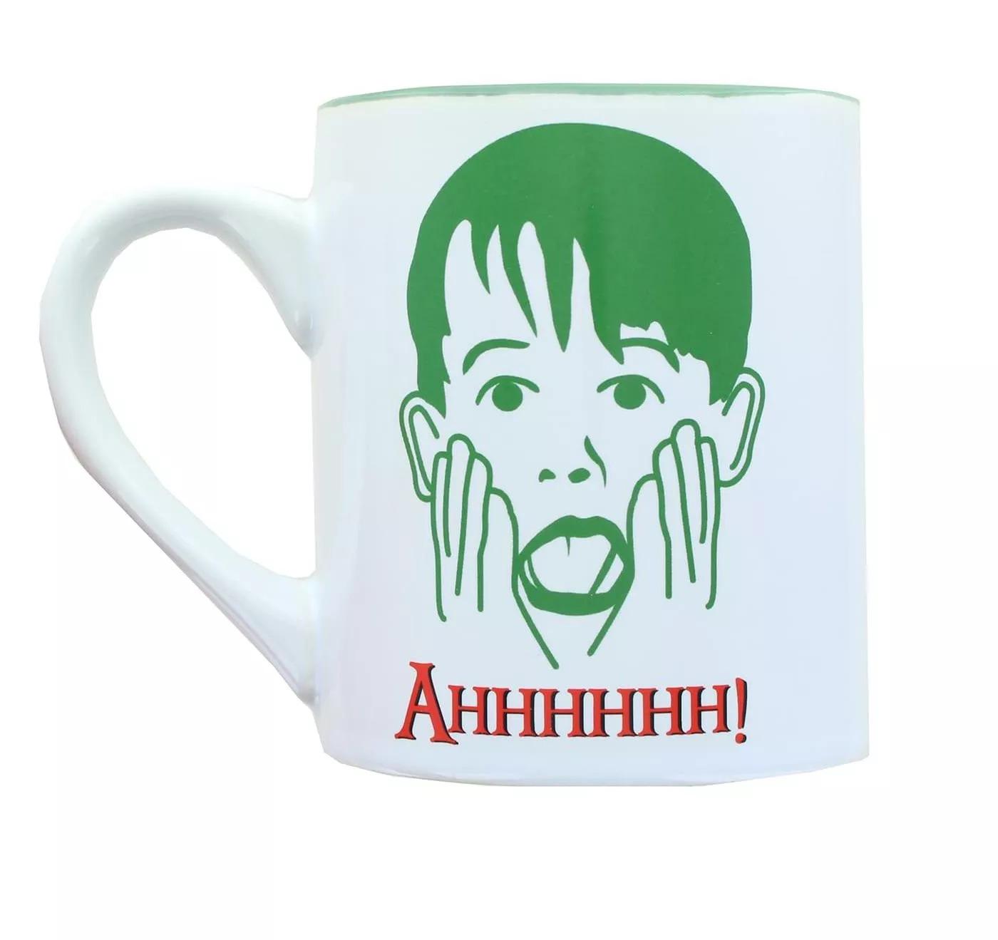 Home Alone Christmas Mug