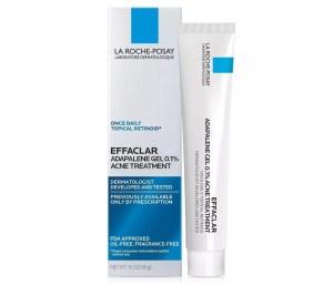 La Roche-Posay Effaclar Adapalene Topical Retinoid Oil Free Acne Treatment, Best Blackhead remover tools