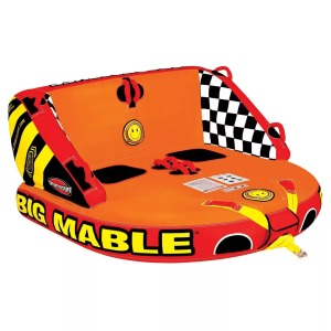 SportsStuff Inflatable Big Mable, Best towable tubes