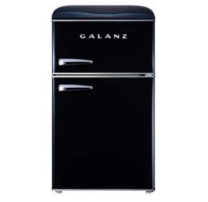 galanz retro mini fridge