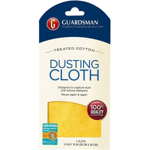 guardsman dusting cloth, how to clean wooden furniture
