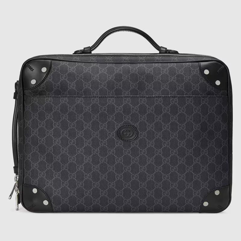 Gucci-GG-Briefcase