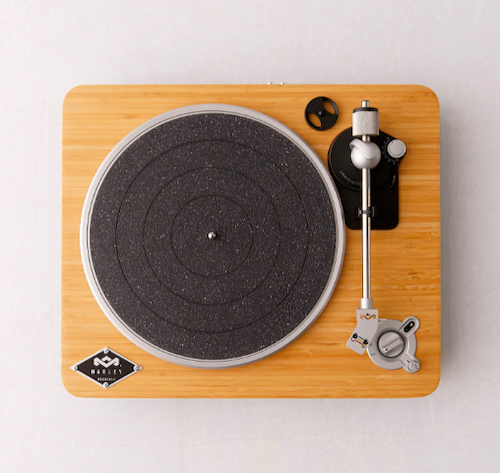 House Of Marley Stir It Up Wireless Bluetooth Record Player, best record players