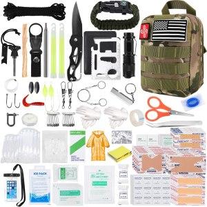 KOSIN survival gear kit