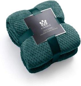 best flannel blankets kingole