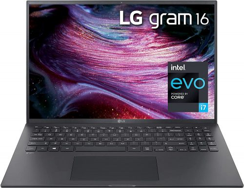 """LG Gram 16"""" Lightweight Laptop"""