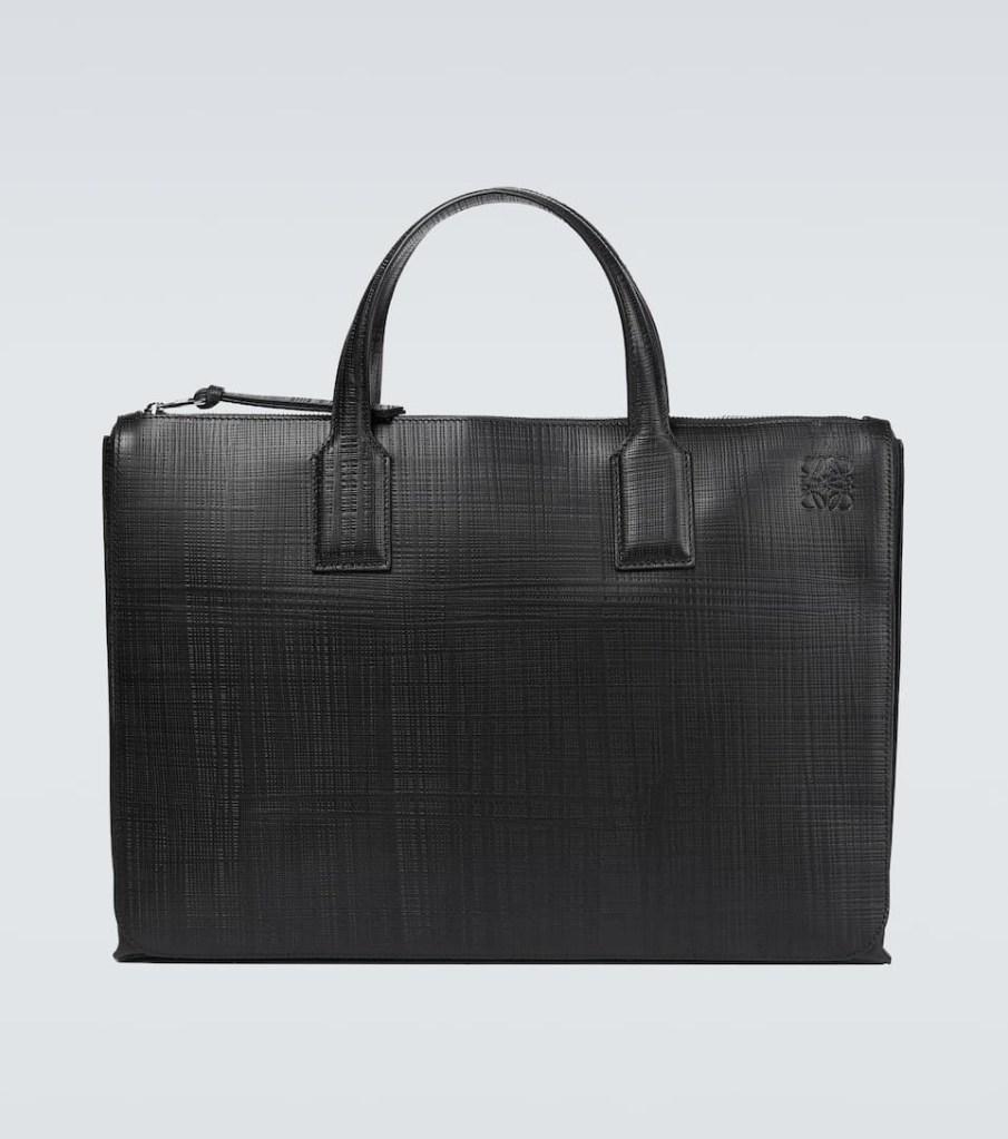 Loewe-Goya-Leather-Briefcase