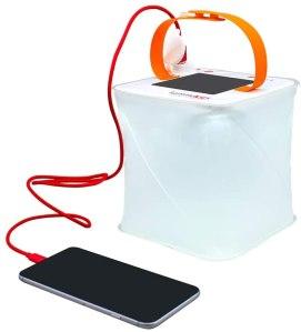 LuminAID generator lantern, how to prepare for an alien invasion