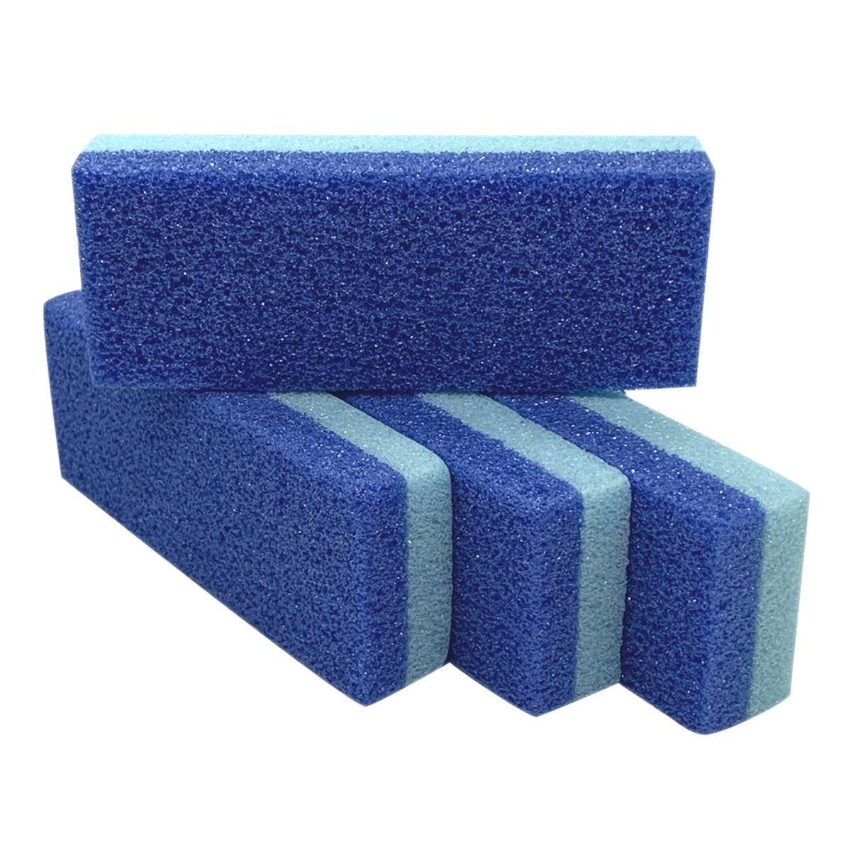Maryton Foot Pumice Stone, four pack, in blue