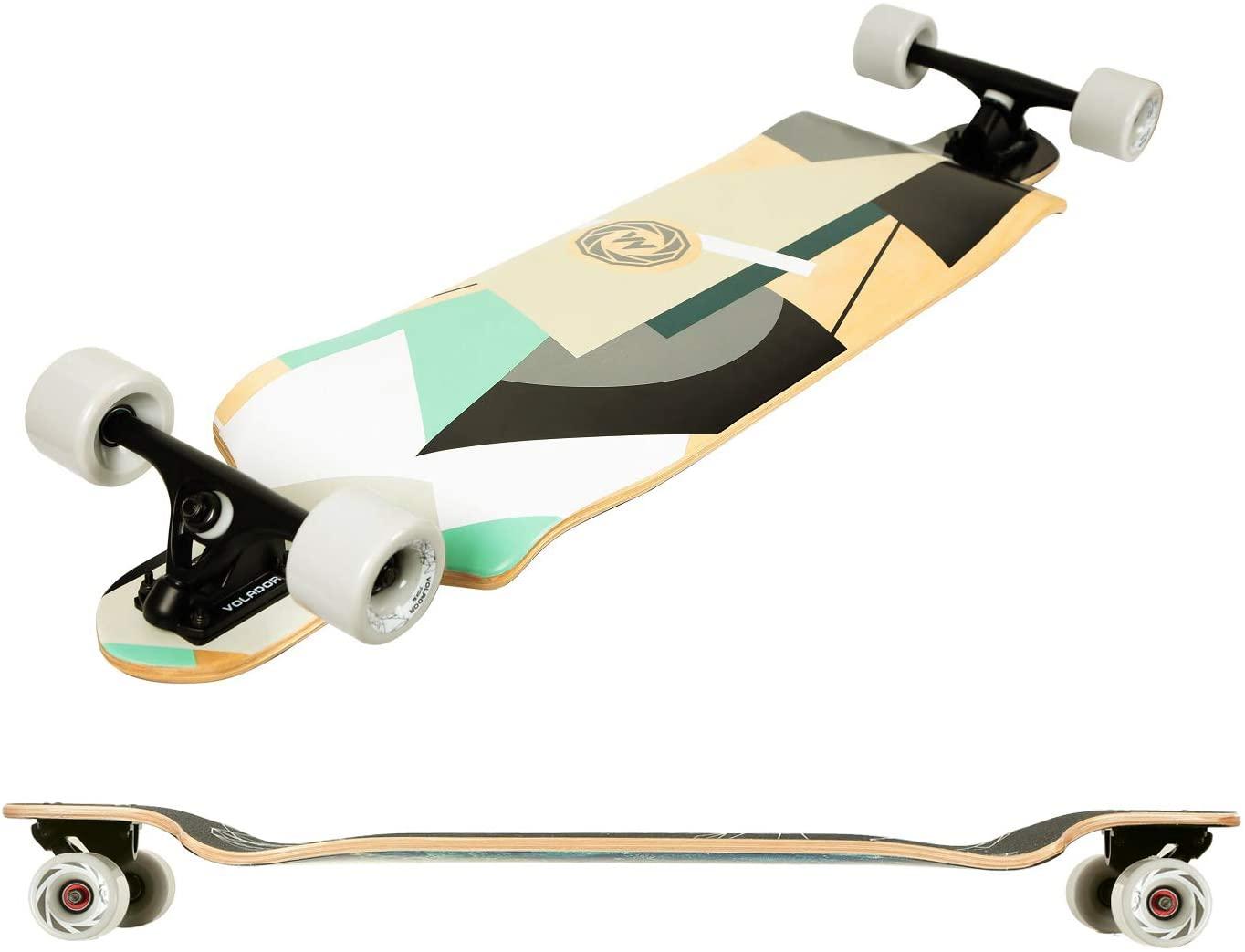 Minority Downhill Maple Longboard Skateboard; best skateboard for beginners