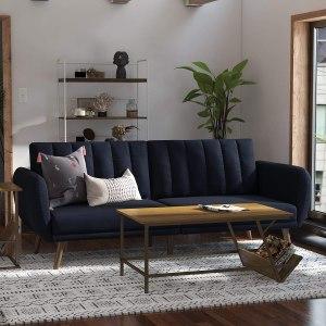 best futons novogratz brittany sofa