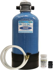 On The Go OTG4-DBLSOFT RV Water Softener
