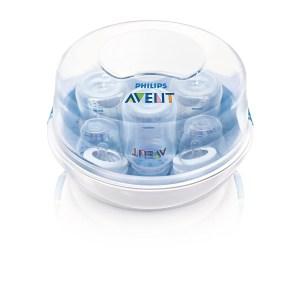 Philips Avent microwave bottle sterilizer, best baby gadgets