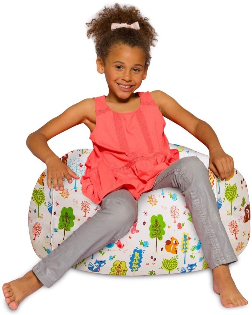 Posh Creations Bean Bag Chair for Kids