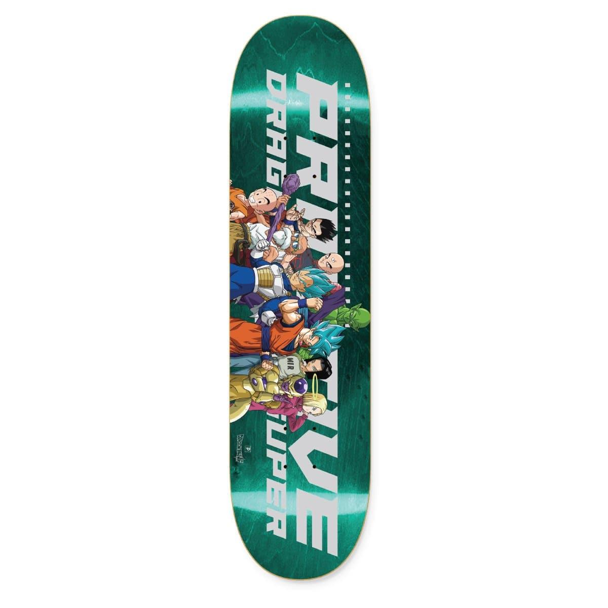 Primitive Skateboarding Universal Survival Team Dragon Ball Deck