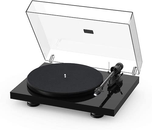 Pro-Ject Debut Carbon EVO, Audiophile Turntable, best record players