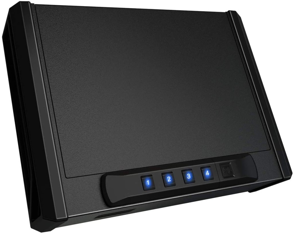 RPNB Biometric Gun Safe