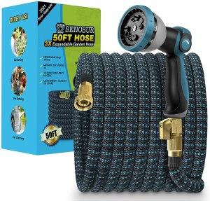best lightweight garden hose sensosur expandable
