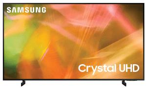 Samsung 43-Inch AU8000 4K TV (2021)