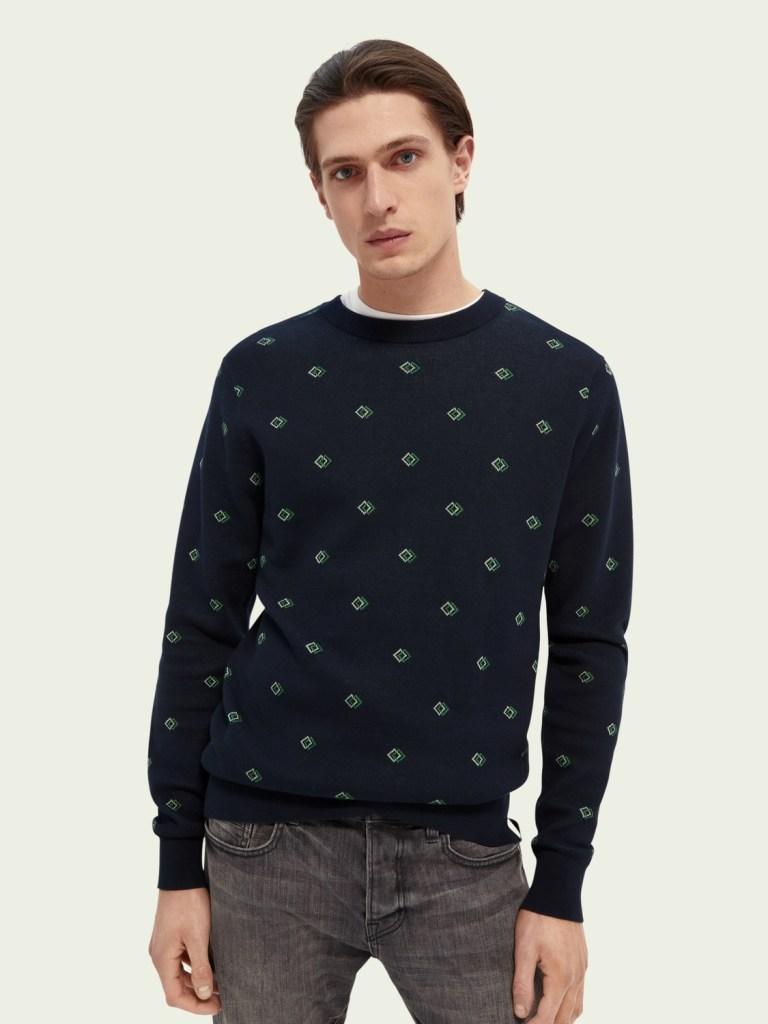 Scotch-Soda-Crewneck-Sweater