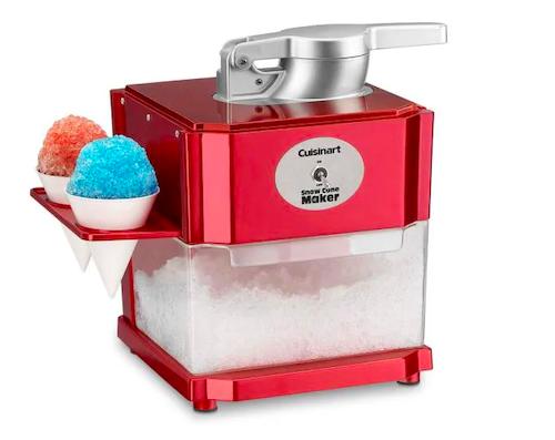 Cuisinart Snow Cone Machine