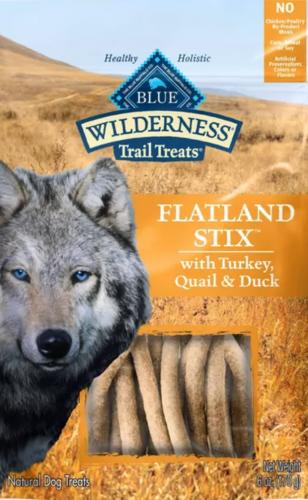 Blue Buffalo Wilderness Flatland Feast Stix