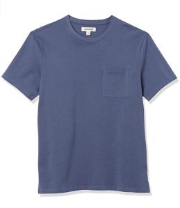 Goodthreads Men's Heavyweight Oversized Short-Sleeve Crewneck T-Shirt