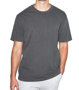 American Apparel Men's Heavy Jersey Box Short Sleeve T-Shirt
