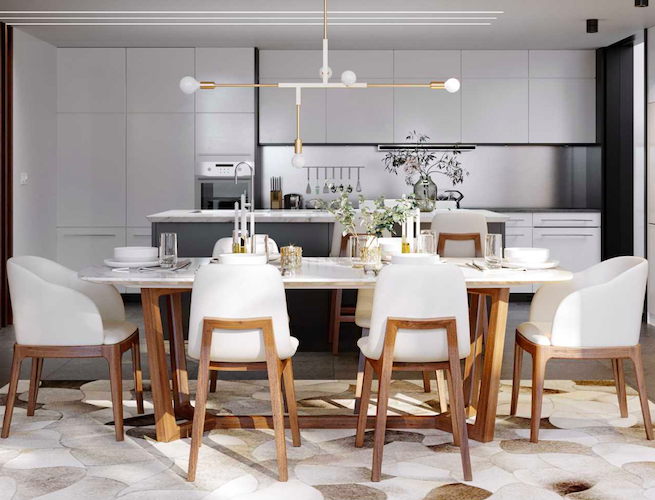 rove concepts evelyn dining table