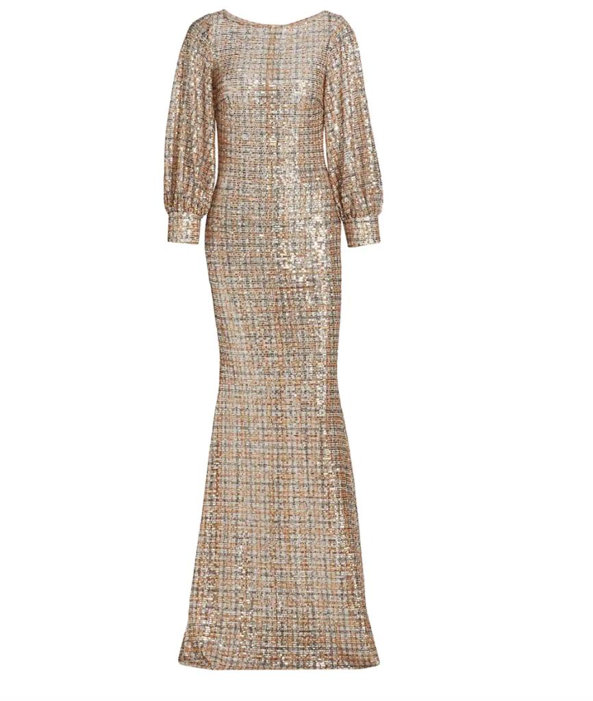 badgeley mischka dresses on sale