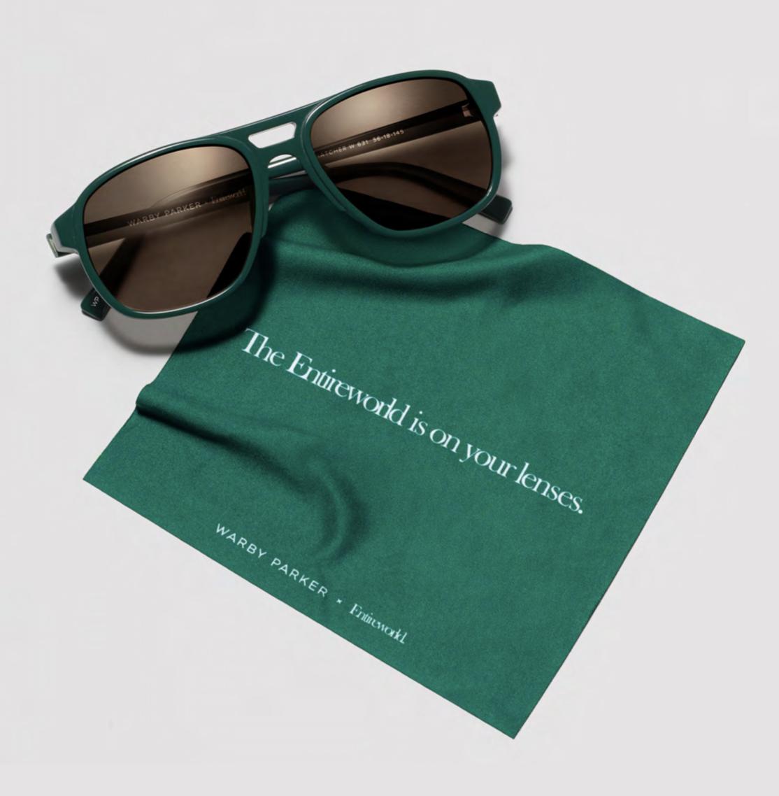 Entireworld x Warby Parker Sunglasses
