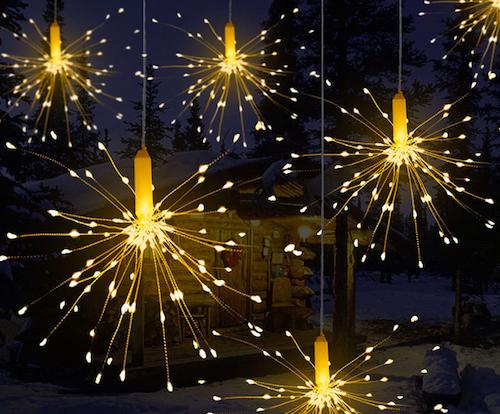 Segmart LED Battery Operated String Lights, best battery operated christmas lights