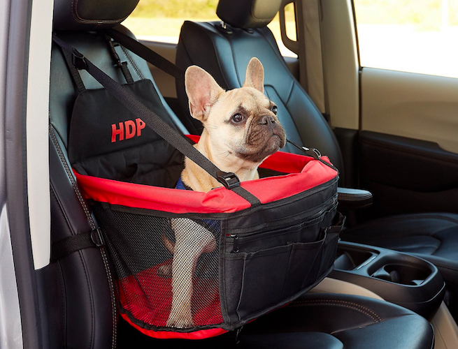 HDP Deluxe Lookout Dog Booster Car