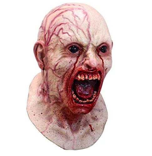 Ghoulish Productions Infected Adult Mask