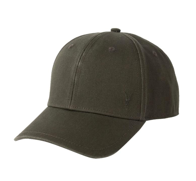 AllSaints Ramskull Baseball Cap