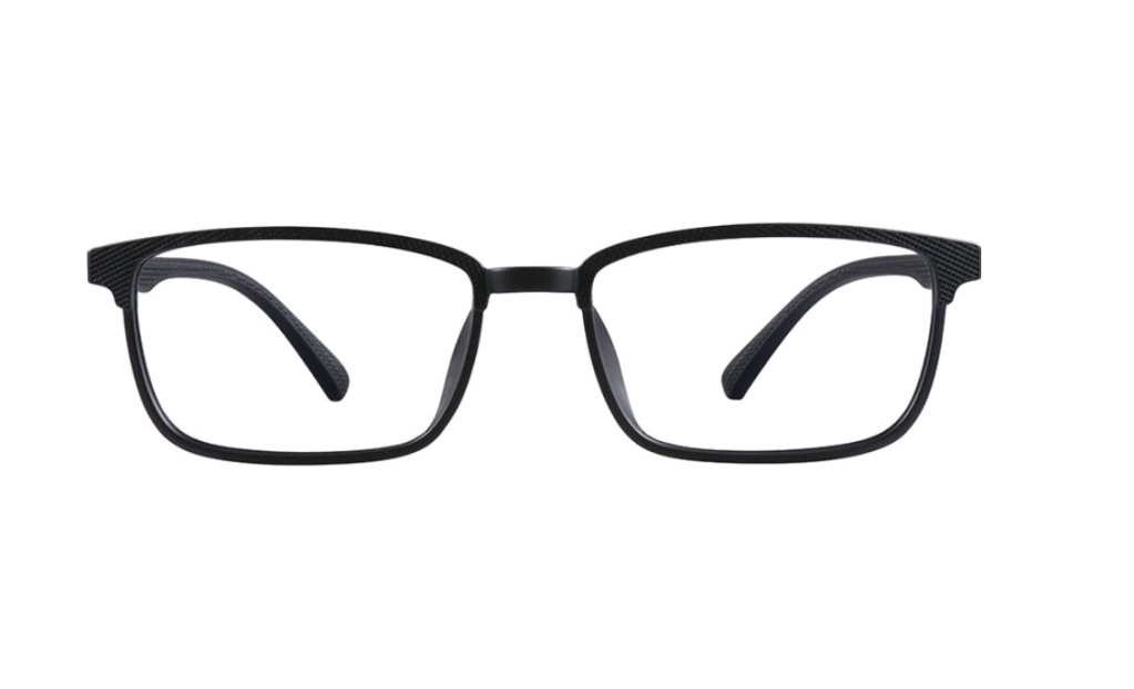 Rectangle frame , Best Glasses For Round Faces