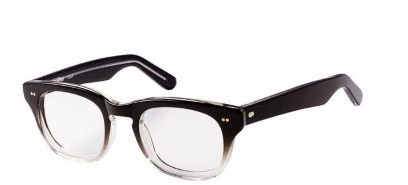 Best Glasses For Round Faces -  Shuron Sidewinder