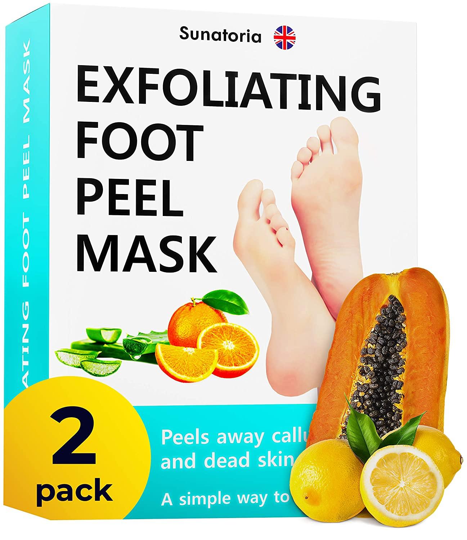 Sunatoria Foot Peel Mask
