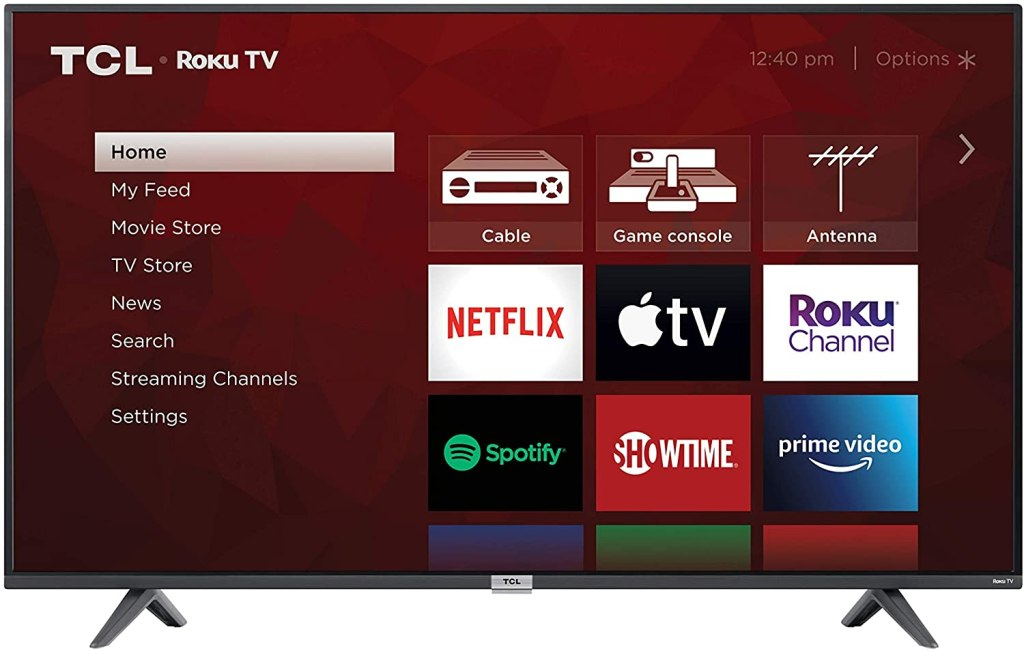 best 43-inch tv tcl