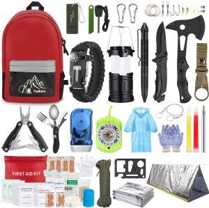 Taiker emergency kit, best emergency supplies