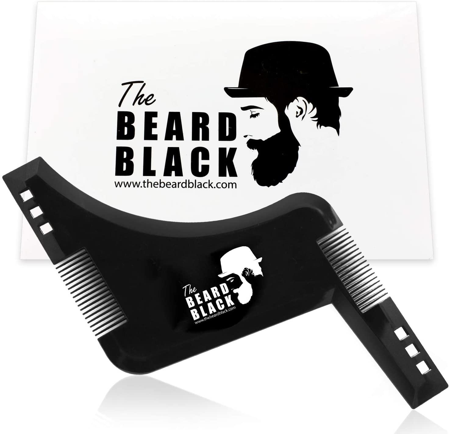 Beard Black Beard Shaping Tool; best beard shaping tools