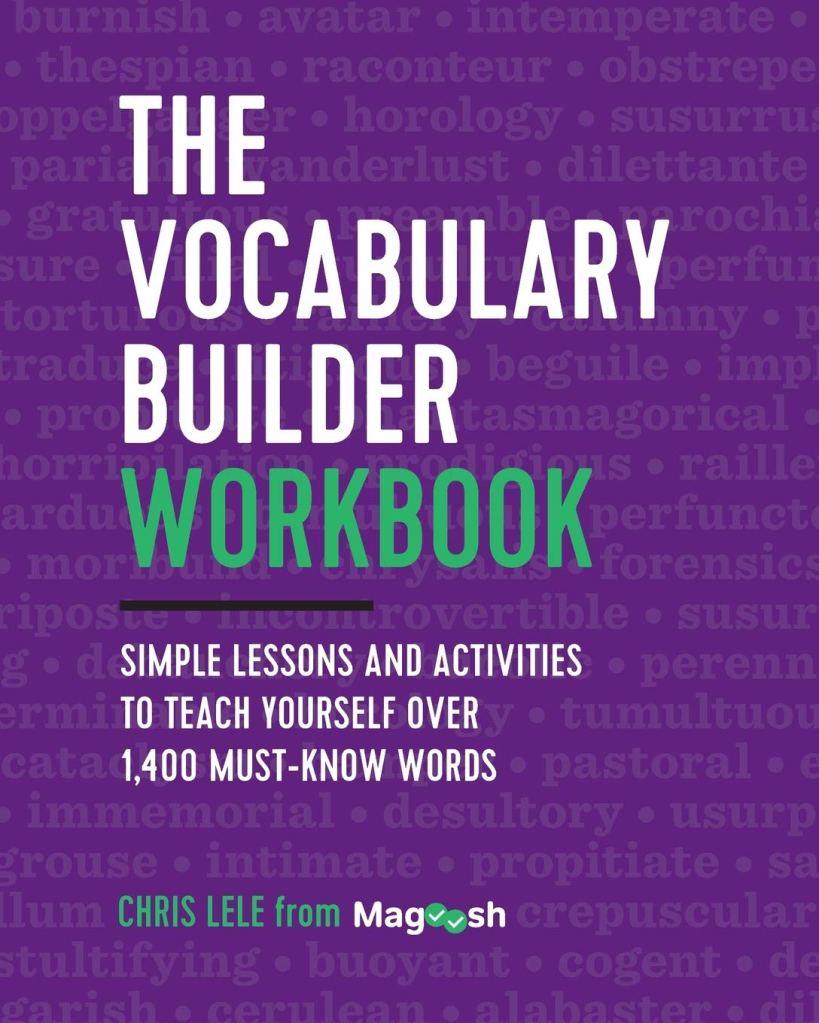 The Vocabulary Builder Workbook