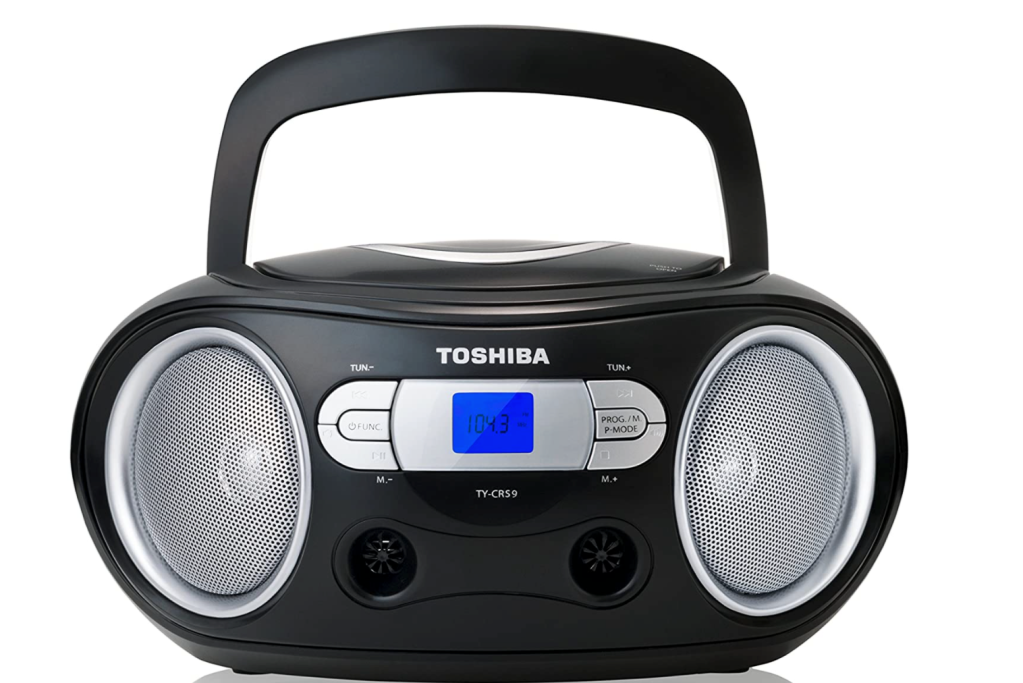 Toshiba TY-CRS9 Boombox