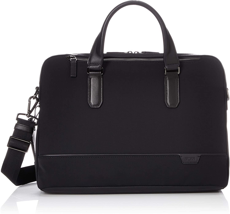 Tumi-Harrison-Zip-Top-Briefcase, The Best Briefcases