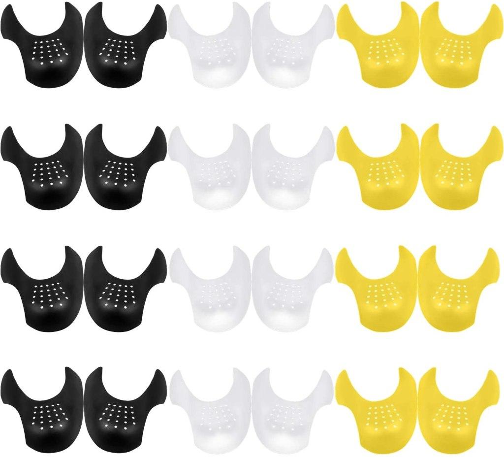 URATOT Shoe Crease Protectors, 12 Pack