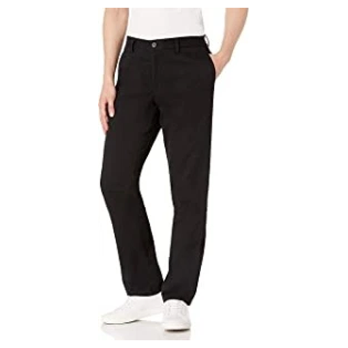 Amazon Essentials Men's Slim Fit Chino Pant, packable-clothing-shoes